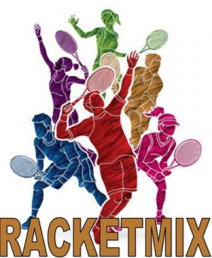 Racketmix klein