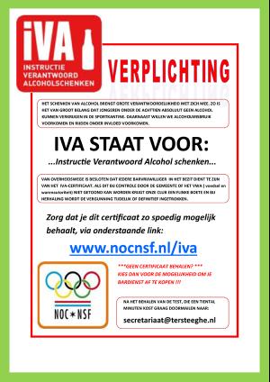 IVA-certificaat 2019
