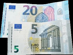 25 euro tegoed