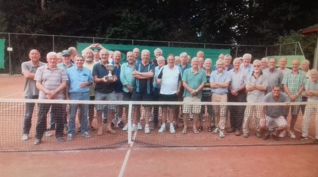 Deelnemers Joop Putter toernooi
