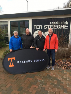 Samenwerking Maximus Tennis